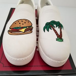 Circus by Sam Edelman Cheburger  Loafers Flats 7.5
